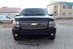 Автомобиль Chevrolet Suburban, хорошее состояние, 2007 года выпуска, цена 1 150 000 руб., Новосибирск