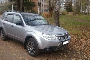 Подержанный автомобиль Subaru Forester, отличное состояние, 2012 года выпуска, цена 990 000 руб., Клин