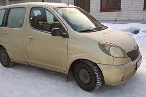 Автомобиль Toyota Yaris Verso, хорошее состояние, 1999 года выпуска, цена 175 000 руб., Петрозаводск
