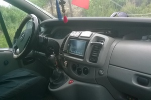 Автомобиль Opel Vivaro, хорошее состояние, 2002 года выпуска, цена 200 000 руб., Псковская область