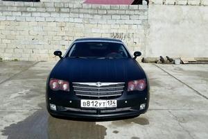 Автомобиль Chrysler Crossfire, хорошее состояние, 2004 года выпуска, цена 500 000 руб., республика Дагестан