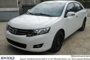 Авто Zotye Z300, 2016 года выпуска, цена 705 000 руб., Симферополь