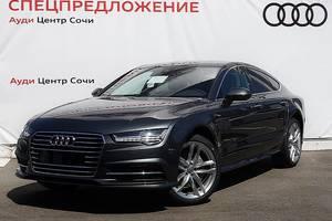 Новый автомобиль Audi A7, 2016 года выпуска, цена 2 992 234 руб., Сочи