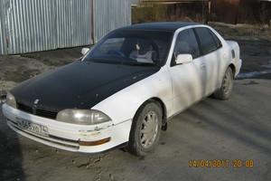 Подержанный автомобиль Toyota Camry, хорошее состояние, 1990 года выпуска, цена 110 000 руб., Златоуст