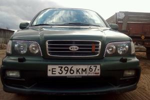 Автомобиль Kia Joice, хорошее состояние, 2002 года выпуска, цена 230 000 руб., Смоленская область