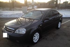 Подержанный автомобиль Chevrolet Lacetti, отличное состояние, 2007 года выпуска, цена 290 000 руб., Рославль