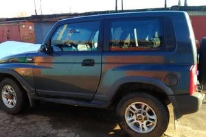 Автомобиль ТагАЗ Tager, хорошее состояние, 2010 года выпуска, цена 360 000 руб., Дмитров