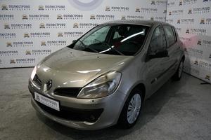 Авто Renault Clio, 2008 года выпуска, цена 200 000 руб., Санкт-Петербург