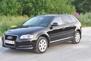 Автомобиль Audi A3, хорошее состояние, 2010 года выпуска, цена 550 000 руб., Нягань