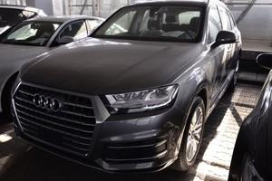 Новый автомобиль Audi Q7, 2017 года выпуска, цена 3 750 800 руб., Москва
