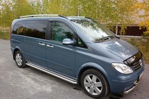 Подержанный автомобиль Mercedes-Benz Viano, отличное состояние, 2008 года выпуска, цена 1 150 000 руб., Лянтор