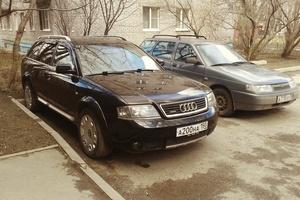 Подержанный автомобиль Audi Allroad, хорошее состояние, 2001 года выпуска, цена 400 000 руб., Череповец