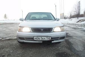 Автомобиль Nissan Bluebird, среднее состояние, 1998 года выпуска, цена 90 000 руб., Белово