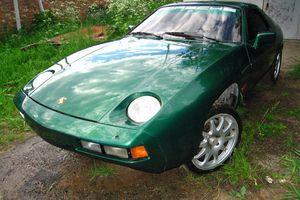 Автомобиль Porsche 928, хорошее состояние, 1982 года выпуска, цена 777 777 руб., Тула