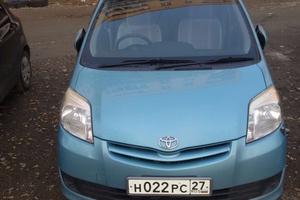 Автомобиль Toyota Passo Sette, отличное состояние, 2009 года выпуска, цена 470 000 руб., Хабаровск