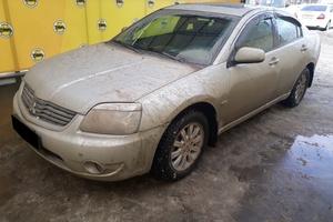 Авто Mitsubishi Galant, 2006 года выпуска, цена 470 000 руб., Самара