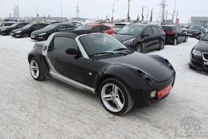 Авто Smart Roadster, 2003 года выпуска, цена 365 000 руб., Тюмень