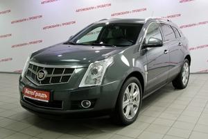 Авто Cadillac SRX, 2011 года выпуска, цена 839 000 руб., Москва
