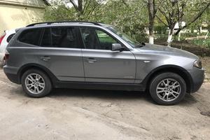Подержанный автомобиль BMW X3, хорошее состояние, 2009 года выпуска, цена 500 000 руб., Десногорск