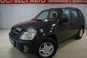 Авто Chery Tiggo, 2007 года выпуска, цена 169 000 руб., Москва