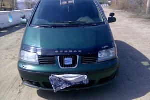 Автомобиль SEAT Alhambra, хорошее состояние, 2001 года выпуска, цена 340 000 руб., Кинешма