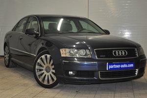 Подержанный автомобиль Audi A8, отличное состояние, 2004 года выпуска, цена 655 000 руб., Краснодар