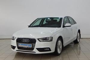 Подержанный автомобиль Audi A4, отличное состояние, 2013 года выпуска, цена 770 000 руб., Москва