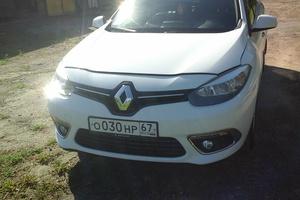Автомобиль Renault Fluence, отличное состояние, 2014 года выпуска, цена 750 000 руб., Починок
