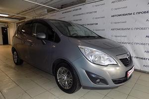 Авто Opel Meriva, 2011 года выпуска, цена 560 000 руб., Москва