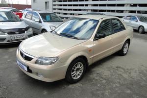 Авто Mazda 323, 2003 года выпуска, цена 159 700 руб., Санкт-Петербург