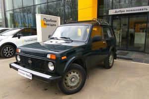 Авто ВАЗ (Lada) 4x4, 2012 года выпуска, цена 275 000 руб., Москва