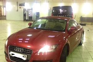 Подержанный автомобиль Audi TT, отличное состояние, 2008 года выпуска, цена 750 000 руб., Санкт-Петербург