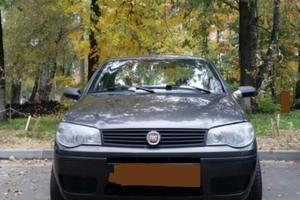 Автомобиль Fiat Albea, среднее состояние, 2008 года выпуска, цена 185 000 руб., Московская область