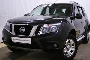 Авто Nissan Terrano, 2014 года выпуска, цена 720 000 руб., Санкт-Петербург