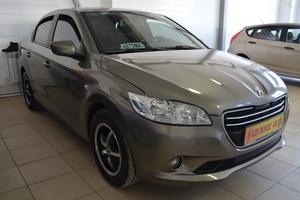 Авто Peugeot 301, 2013 года выпуска, цена 490 000 руб., Екатеринбург