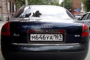 Подержанный автомобиль Audi A6, хорошее состояние, 1998 года выпуска, цена 290 000 руб., Ростов-на-Дону