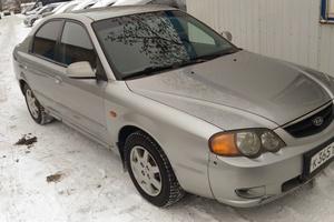 Автомобиль Kia Shuma, хорошее состояние, 2002 года выпуска, цена 115 000 руб., Вологда