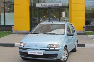 Авто Fiat Punto, 2002 года выпуска, цена 169 000 руб., Москва