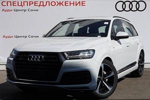 Новый автомобиль Audi Q7, 2016 года выпуска, цена 5 700 000 руб., Сочи
