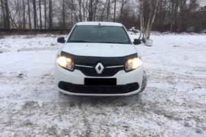 Авто Renault Logan, 2014 года выпуска, цена 430 000 руб., Москва