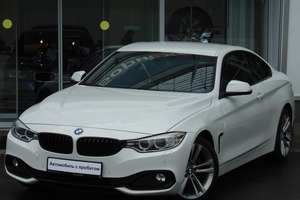 Авто BMW 4 серия, 2014 года выпуска, цена 1 514 000 руб., Москва
