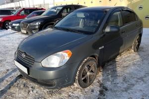 Авто Hyundai Verna, 2007 года выпуска, цена 230 000 руб., Самара
