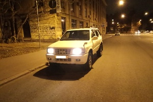 Автомобиль Isuzu Wizard, хорошее состояние, 1999 года выпуска, цена 150 000 руб., Санкт-Петербург