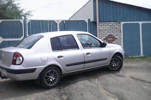 Подержанный автомобиль Renault Symbol, отличное состояние, 2005 года выпуска, цена 180 000 руб., Челябинск