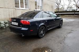 Автомобиль Audi A4, отличное состояние, 2007 года выпуска, цена 690 000 руб., Краснодар