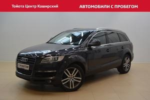 Подержанный автомобиль Audi Q7, отличное состояние, 2007 года выпуска, цена 699 000 руб., Москва