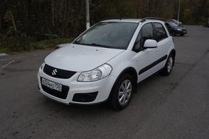 Подержанный автомобиль Suzuki SX4, отличное состояние, 2013 года выпуска, цена 595 000 руб., Раменское