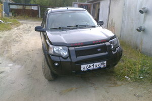 Подержанный автомобиль Land Rover Freelander, хорошее состояние, 2005 года выпуска, цена 415 000 руб., Урай