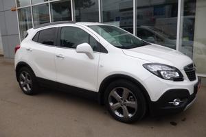 Авто Opel Mokka, 2014 года выпуска, цена 897 000 руб., Краснодар