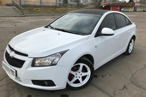 Подержанный автомобиль Chevrolet Cruze, отличное состояние, 2010 года выпуска, цена 495 000 руб., Орехово-Зуево